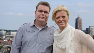 Paul Schabbink en Esther Rikken