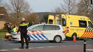 Wielrenner gewond in Oldenzaal