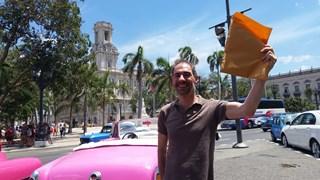 Johan Nijenhuis begint aan Verliefd op Cuba