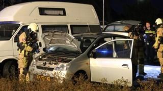 Politie onderzoekt autobrand in Nijverdal
