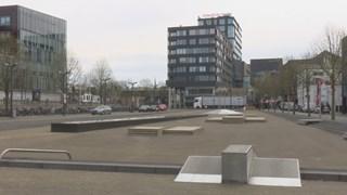 Leerlingen Bonhoeffer College ontwerpen nieuw stationsplein Enschede