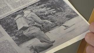 In 1960 werd er tevergeefs gezocht naar de oorlogsbuit