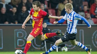 Go Ahead Eagles - FC Eindhoven