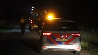 Fietser gewond in Markelo