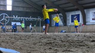 Ruim 120 jeugdspelers in actie op Zwols kwalificatietoernooi NK Beach Soccer