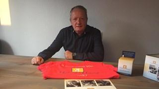 Emil Vermaas loopt Enschede Marathon dit jaar voor speciaal doel