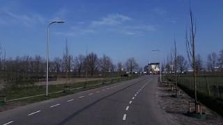 Herplant aan de Hertsenbergweg met 60 zomerlindes