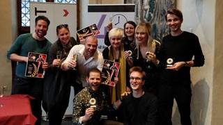 Zwols filmcollectief Marmermijn valt in de prijzen bij filmfestival