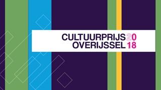 Cultuurprijs Overijssel 2018