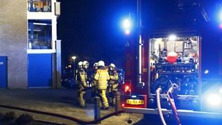 Woningbrand Zwolle
