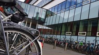 Universiteit Twente, één van de highlights van het nieuwe parcours van de Enschede Marathon