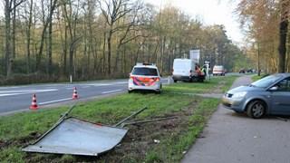 Ongeluk in Oldenzaal