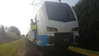 Gevolgen treinaanrijding vallen mee