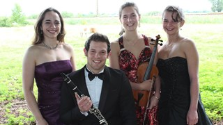 Camelia Quartet brengt samen met kinderen opera muziek