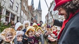 Dickens Festijn; één van de drie grote Deventer evenementen