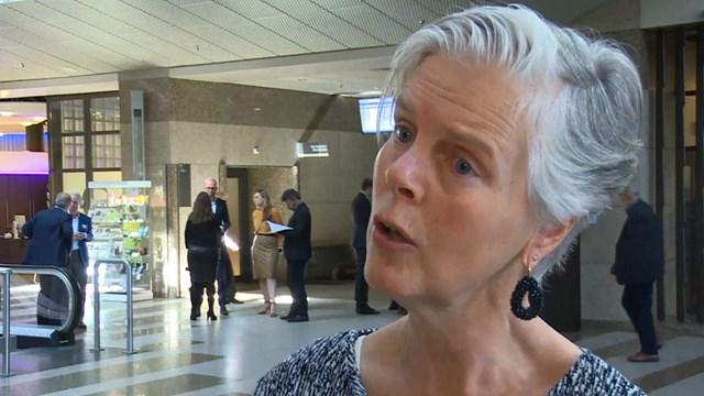 voormalig D66-gedeputeerde Annemieke Traag - fotograaf: RTV Oost