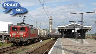 'Het vervoer van gevaarlijke stoffen over het spoor moet zo snel mogelijk verboden worden'