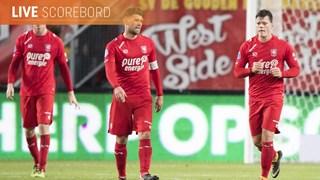 Blijft FC Twente in de eredivisie?