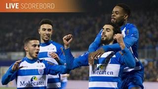 PEC Zwolle ontvangt Willem II
