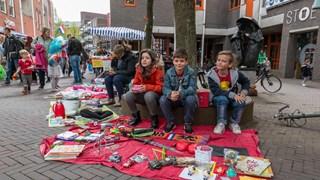 Koningsdag in Enschede