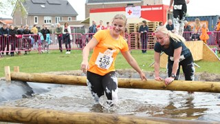 Orange Obstacle Run Den Ham