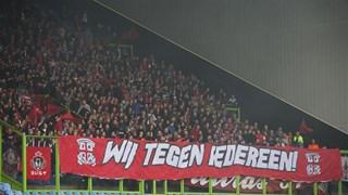 Supportersbus FC Twente doorzocht