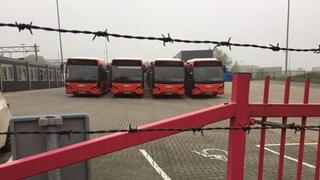 Streekvervoer in Overijssel ligt plat door staking
