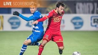 Zwolle gaat voor de play-offs bij AZ