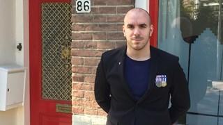 Tim Blaauw (29) staat op 4 mei als jonge veteraan op de Dam