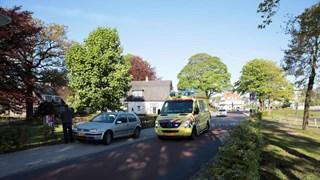 Bejaarde vrouw geschept door auto in Ommen