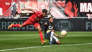 Twente neemt afscheid met gelijkspel