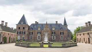 Kasteel Twickel bij Delden