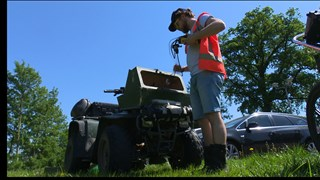 Archeologisch onderzoek Bolwerk Kampen