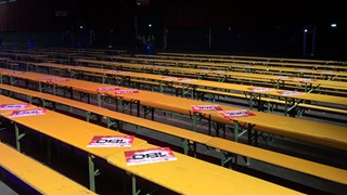 Dutch Darts Masters in de IJsselhallen