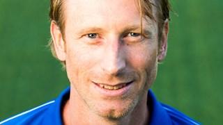 Berkum-trainer Arno Hoekstra