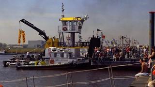 Nationale Sleepbootdagen in Zwartsluis