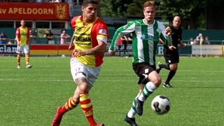 csv Apeldoorn - SC Genemuiden