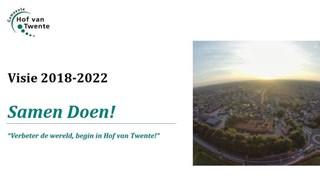 Coalitieprogramma Hof van Twente