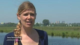 Medisch bioloog Sara Botschuijver maakt zich zorgen
