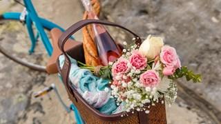 Proeven en fietsen in Markelo