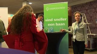 Inspiratie dag UWV in Zwolle druk bezocht door werkzoekenden en bedrijven