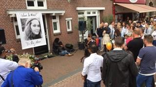 Talitha van Limbeek werd na haar dood herdacht