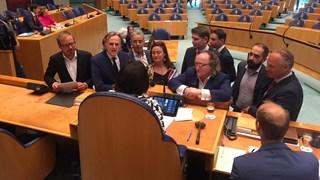 Kamerdebat over Lelystad Airport