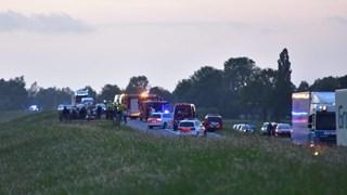 IJsseldijk dicht na ongeluk bij Diepenveen