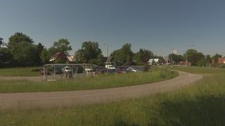De carpoolplaats in Steenwijk