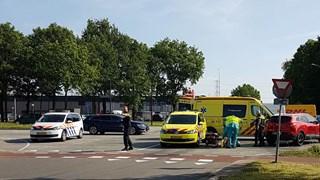 Fietser gewond in Hengelo