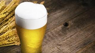 Omgestoten biertje bijna fataal
