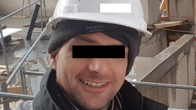 Verdachte Mark de G.  - fotograaf: Facebook verdachte