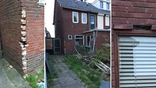 De gewraakte slooppanden aan de Egstraat in Enschede