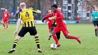 Jong FC Twente uit de 3e divisie